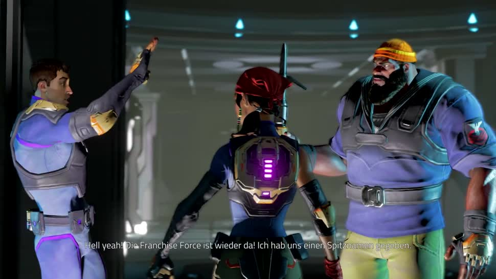 Trailer, actionspiel, Deep Silver, Volition, Agents of Mayhem