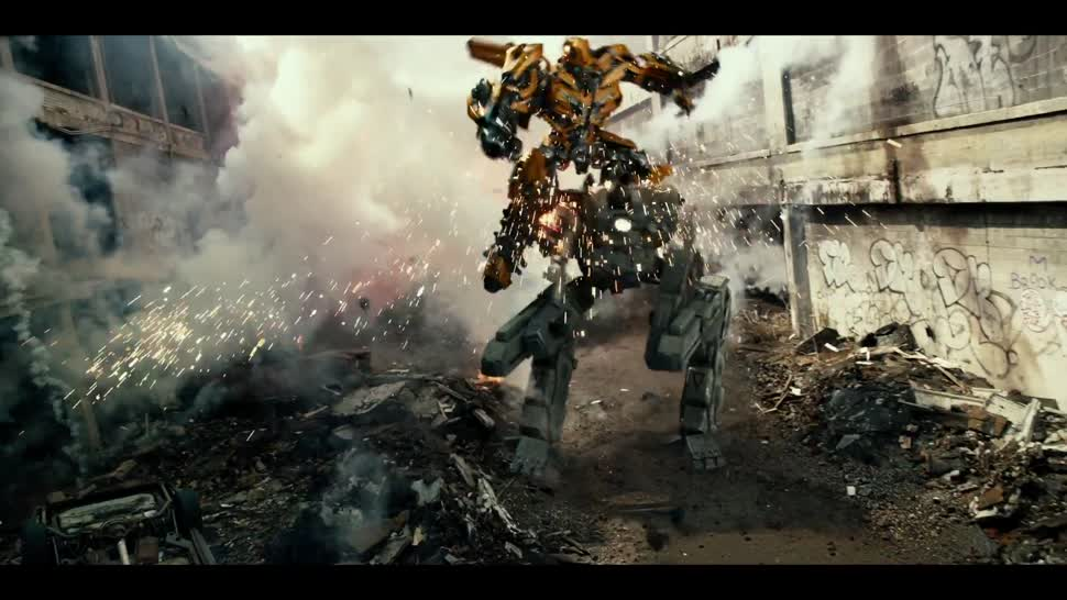 Trailer, Kinofilm, Kino, Transformers, Paramount Pictures, Paramount, The Last Knight, Transformers 5