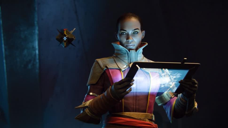 Trailer, Ego-Shooter, Gameplay, actionspiel, Online-Spiele, Activision, Bungie, Destiny, Destiny 2