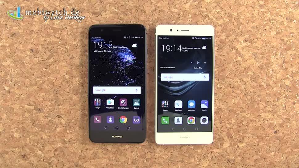 Smartphone, Android, Huawei, Lutz Herkner, P9 Lite, P10 Lite