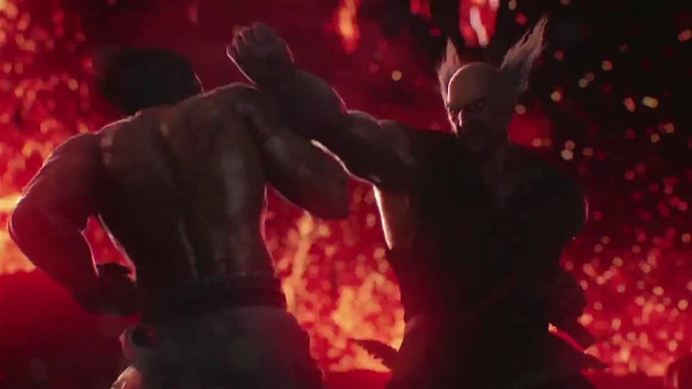 Trailer, Prügelspiel, Namco Bandai, Tekken, Tekken 7