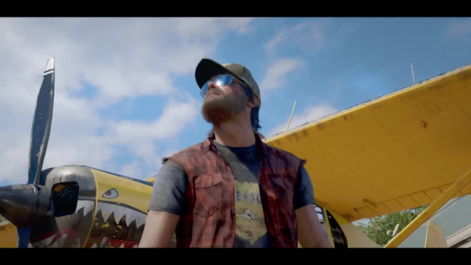 Trailer, Ego-Shooter, Ubisoft, Far Cry, Far Cry 5