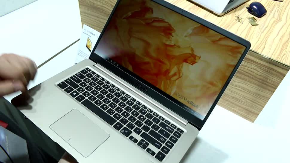 Notebook, Asus, Computex, Computex 2017, ASUS VivoBook S15