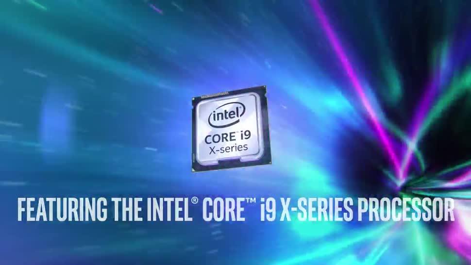 Intel, Prozessor, Cpu, Computex, Computex 2017, Core i9, Extreme Edition, X-Serie