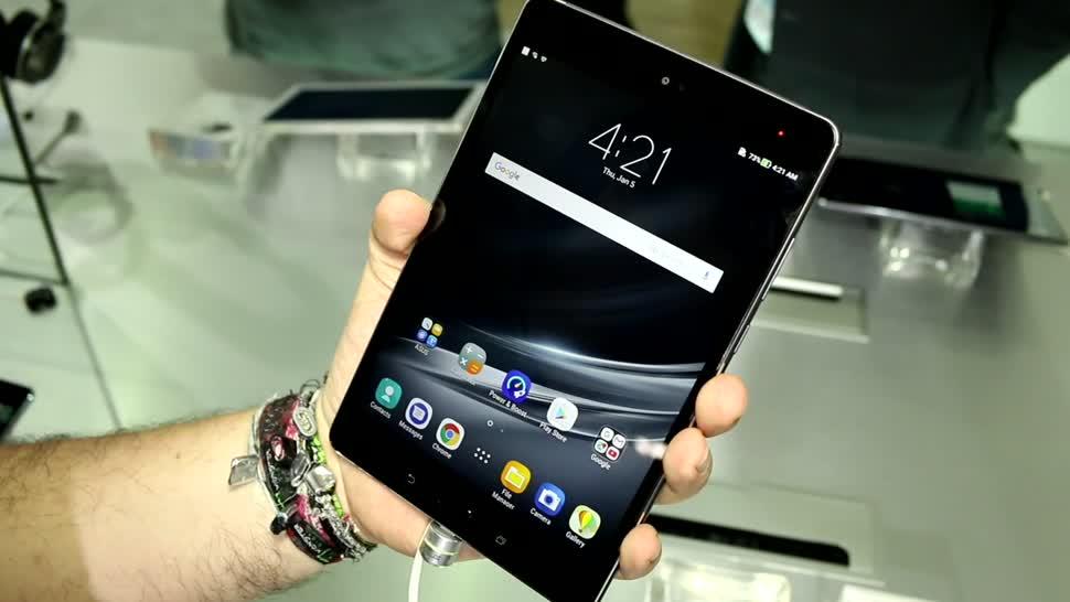 Android, Tablet, Asus, Computex, Computex 2017, ZenPad 3S 80