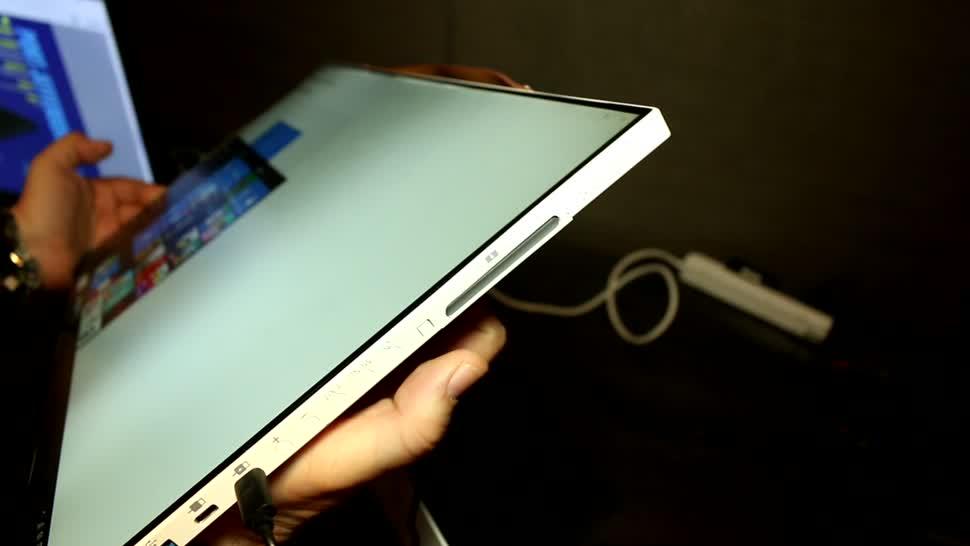 Windows 10, Tablet, Intel, Hands-On, Hands on, Computex, mini-pc, minirechner, mini-rechner, Computex 2017, Compute Card