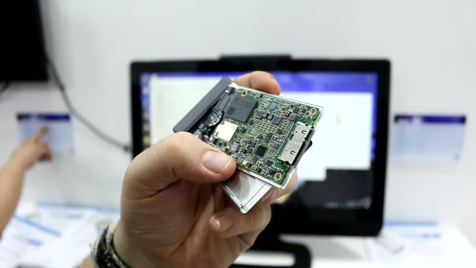 Intel, Computex, mini-pc, Computex 2017, ECS, Compute Card