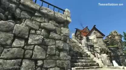 Benchmark, DirectX 11, Unigine HEaven