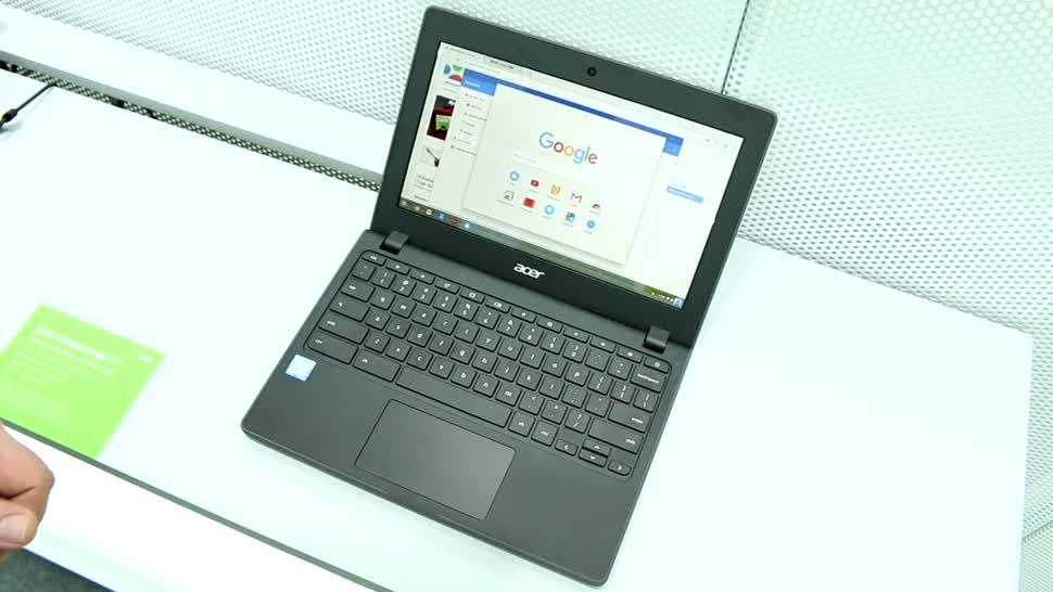 Acer, Computex, Chrome OS, Computex 2017, Chromebook 11