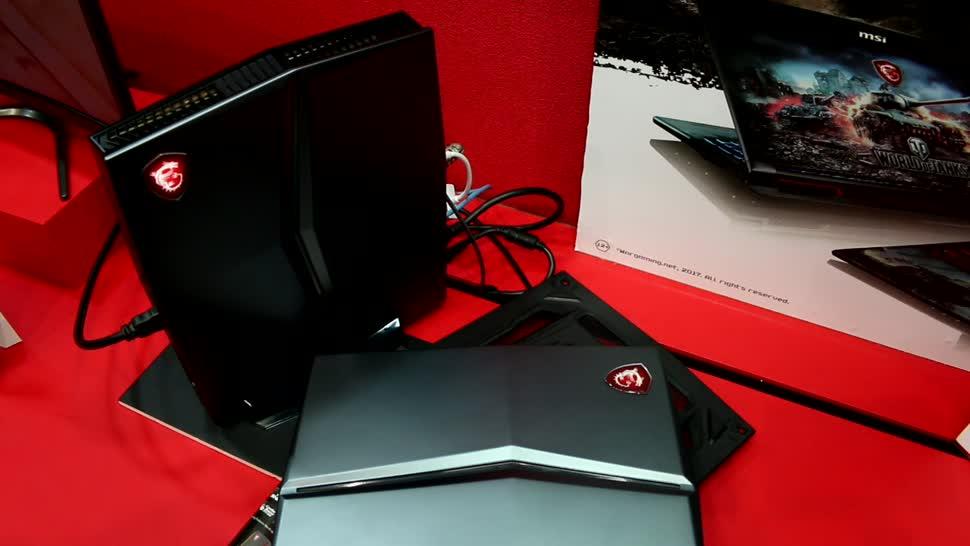 Gaming, Pc, Desktop, Computex, Msi, Computex 2017, Vortex G25