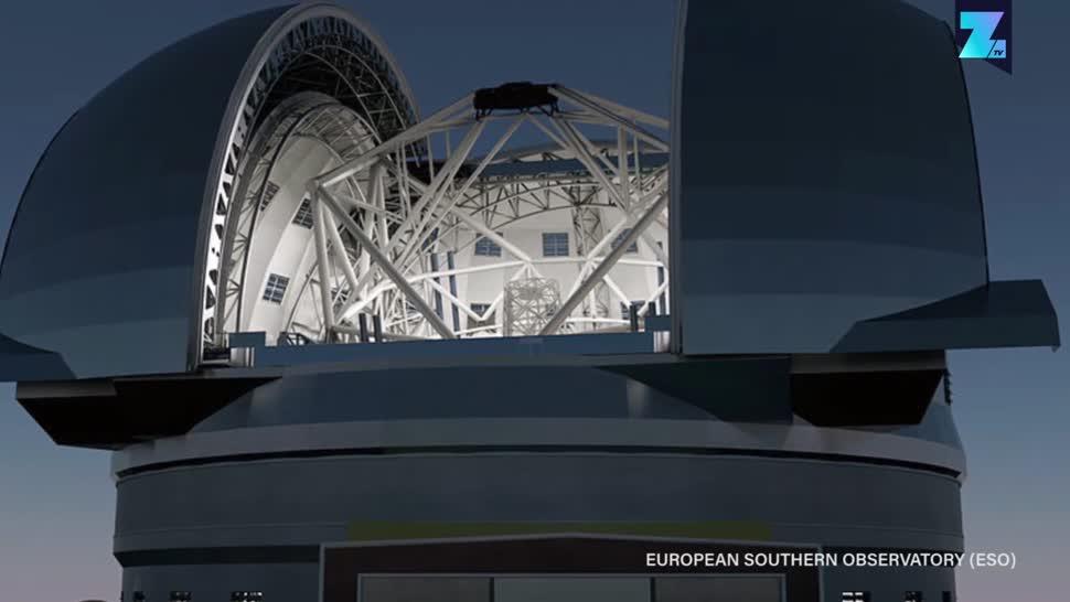 Forschung, Zoomin, Weltraum, Astronomie, Europäische Südsternwarte, Extremely Large Telescope, ELT