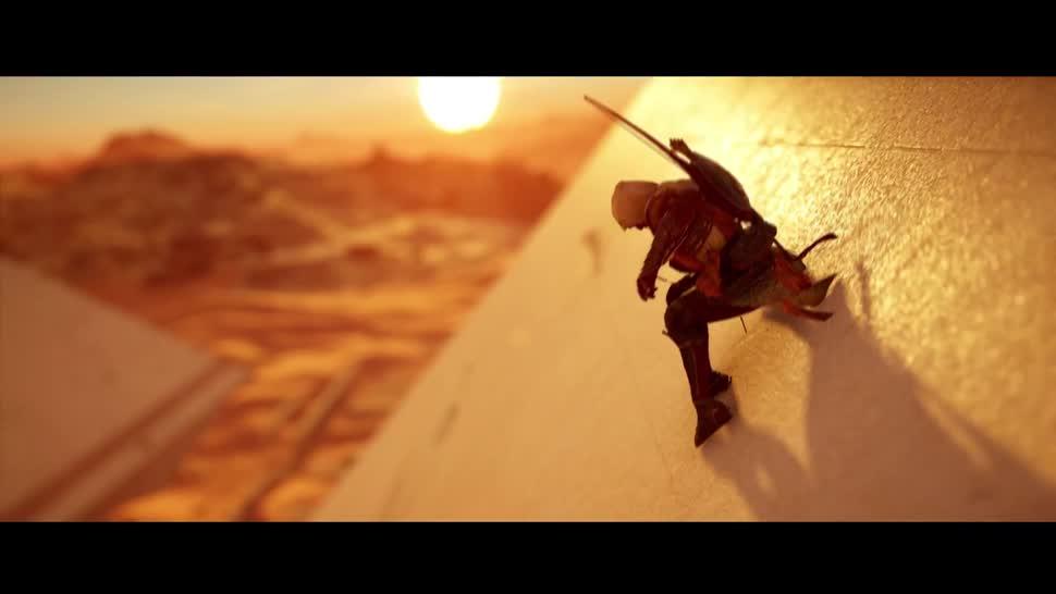 Trailer, Xbox, E3, Ubisoft, actionspiel, Assassin's Creed, E3 2017, Assassin's Creed Origins, Assassin's Creed: Origins