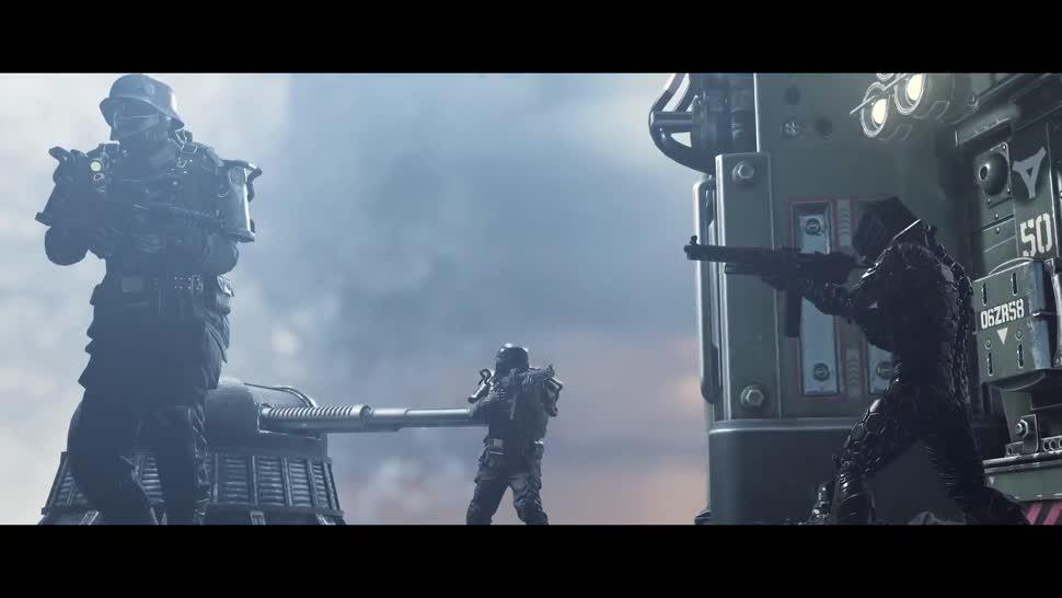Trailer, Ego-Shooter, E3, Bethesda, E3 2017, Bethesda Softworks, Wolfenstein, Wolfenstein 2, Wolfenstein II, The New Colossus