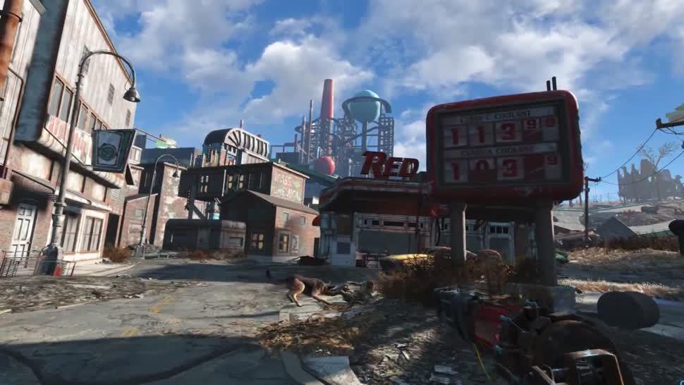 Trailer, E3, Virtual Reality, Rollenspiel, VR, Bethesda, Fallout, HTC Vive, E3 2017, Fallout 4, Fallout 4 VR