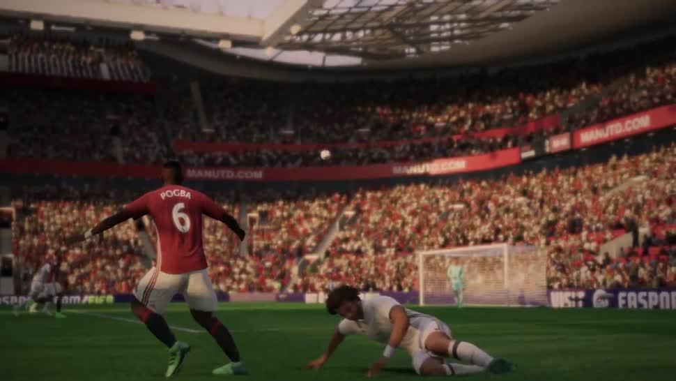 Trailer, Electronic Arts, Ea, E3, Fußball, Fifa, EA Sports, E3 2017, Fifa 18