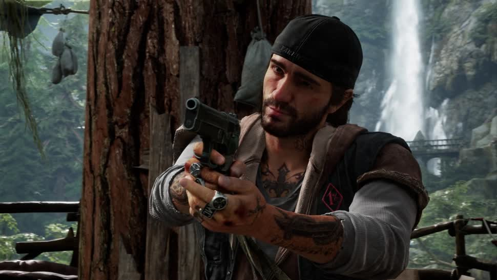 Trailer, Sony, PlayStation 4, Playstation, E3, Gameplay, PS4, Sony PlayStation 4, actionspiel, Sony PS4, E3 2017, Days Gone