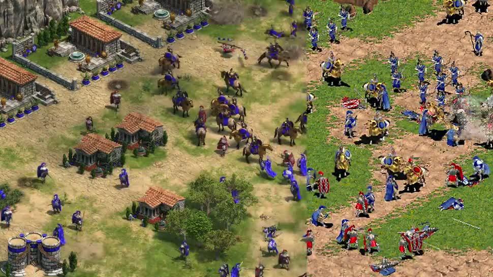 Microsoft, Trailer, Windows 10, E3, Windows Store, E3 2017, Microsoft Studios, Age of Empires, Age of Empires: Definitive Edition