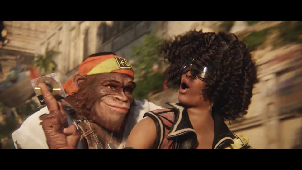 Trailer, E3, Ubisoft, actionspiel, E3 2017, Beyond Good and Evil 2, Beyond Good and Evil