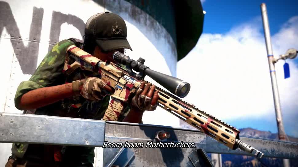 Trailer, Ego-Shooter, E3, Ubisoft, Far Cry, E3 2017, Far Cry 5