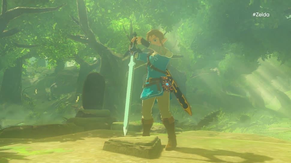 E3, Dlc, Switch, Erweiterung, E3 2017, The Legend of Zelda, Zelda, Erweiterungen, The Legend of Zelda: Breath of the Wild, Breath of the Wild, DLCs, Download-Inhalte