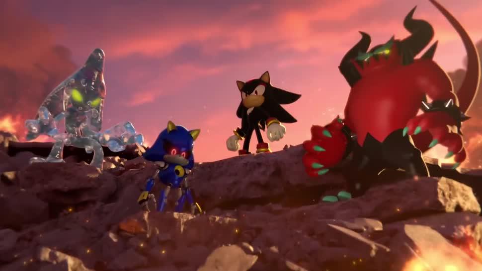 Trailer, E3, SEGA, E3 2017, Jump & Run, Sonic, Sonic Forces