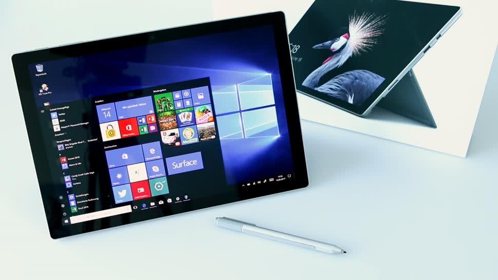 Microsoft, Tablet, Surface, Microsoft Surface, Surface Pro, Microsoft Surface Pro, Surface Tablet, Kaby Lake, Core i7, Core i5, Core M, Core m3