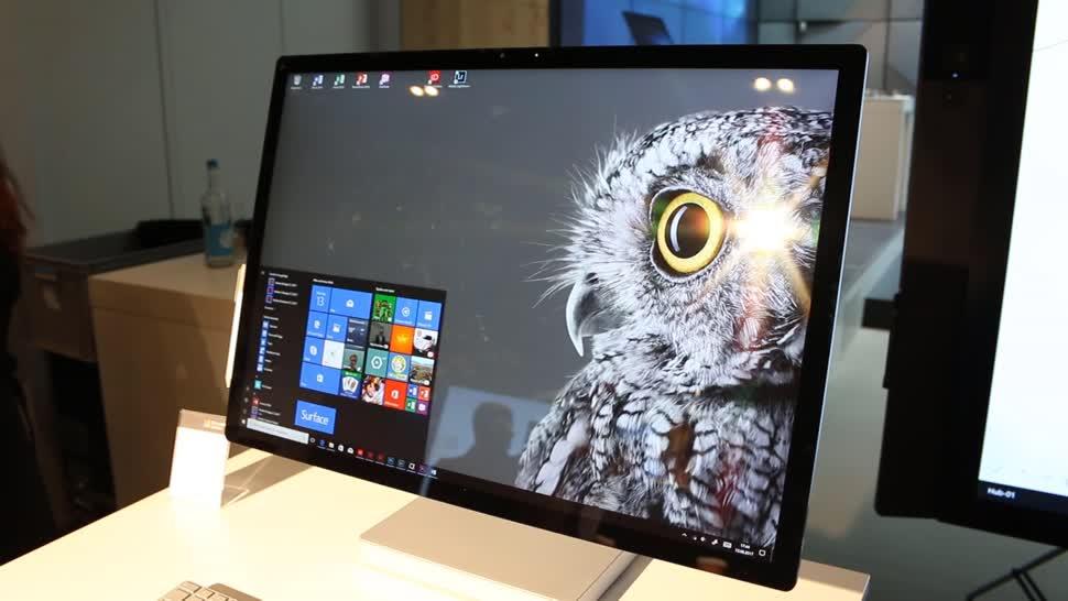 Microsoft, Surface, Microsoft Surface, Surface Studio, Markus Kasanmascheff