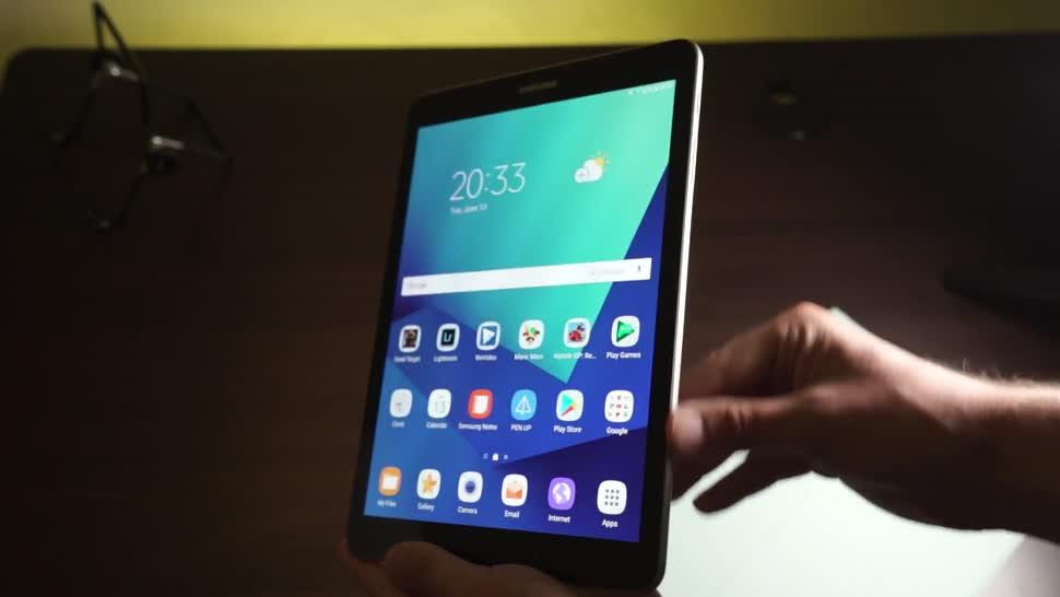 Android, Tablet, Test, Andrzej Tokarski, Tabletblog, Samsung Galaxy Tab S3, Galaxy Tab S3, Samsung Galaxy Tab S3 9.7