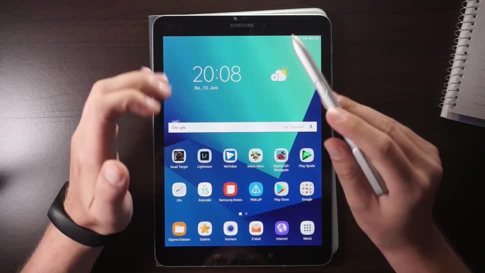 Android, Tablet, Samsung, Samsung Galaxy, Galaxy, Andrzej Tokarski, Tabletblog, Tipps und Tricks, Samsung Galaxy Tab S3, Galaxy Tab S3, Samsung Galaxy Tab S3 9.7