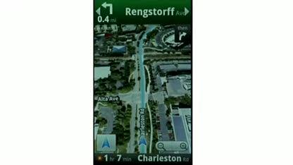 Google, Maps, Navigation