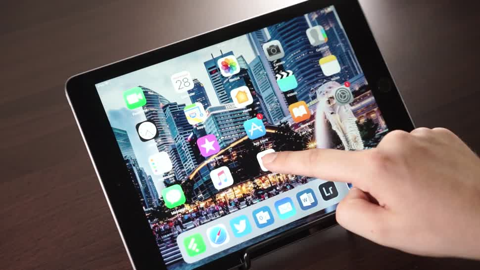 Apple, Tablet, iOS, Ipad, Apple Ipad, Andrzej Tokarski, Tabletblog, iOS 11