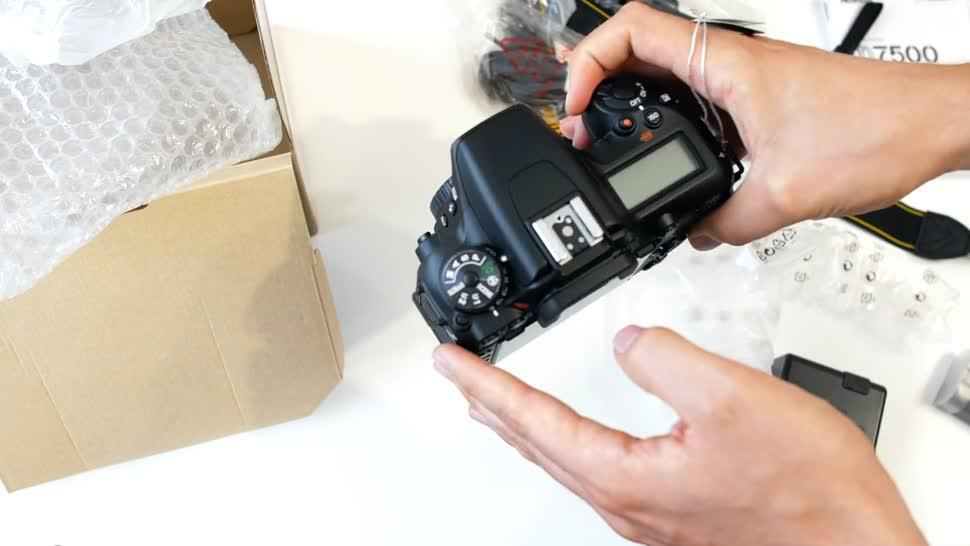Kamera, ValueTech, Dslr, Nikon, D7500
