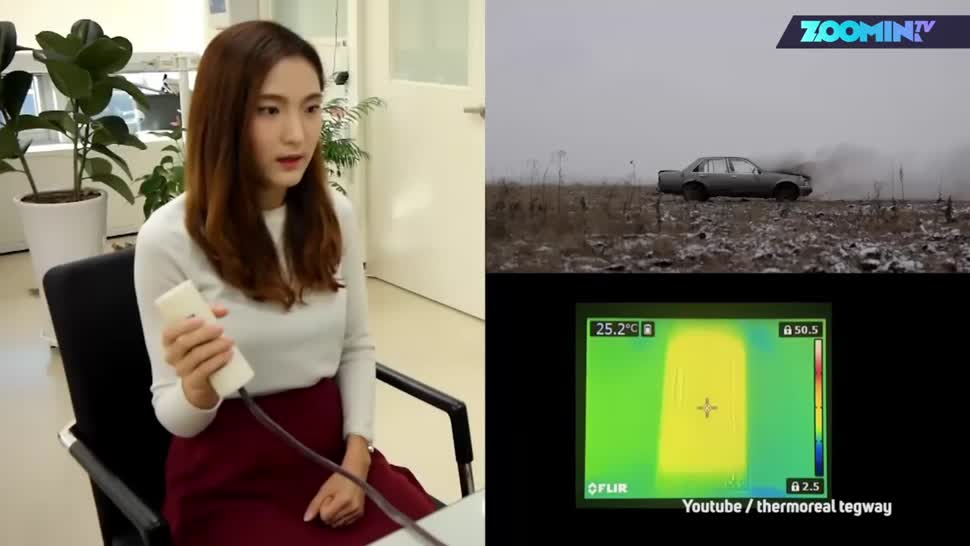Virtual Reality, VR, Zoomin, Simulation, Wärme, kälte, Schmerz, TEGway, ThermoReal