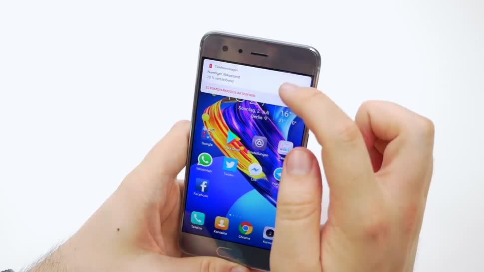 Smartphone, Android, Huawei, Daniil Matzkuhn, tblt, Honor 9, Tipps und Tricks