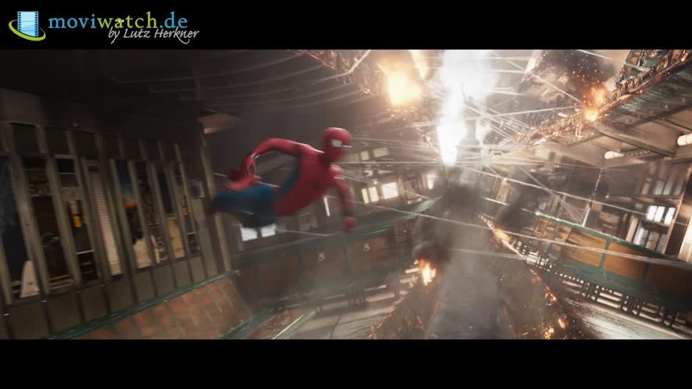 Film, Kino, Marvel, Lutz Herkner, Filmkritik, Spiderman: Homecoming