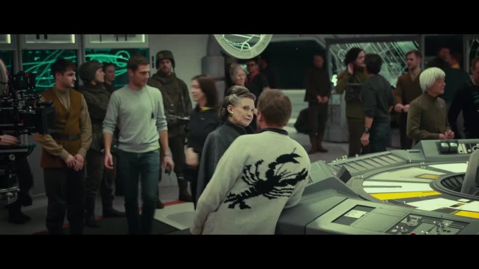 Star Wars, Kinofilm, Disney, The Last Jedi, Die letzten Jedi, Behind the Scenes