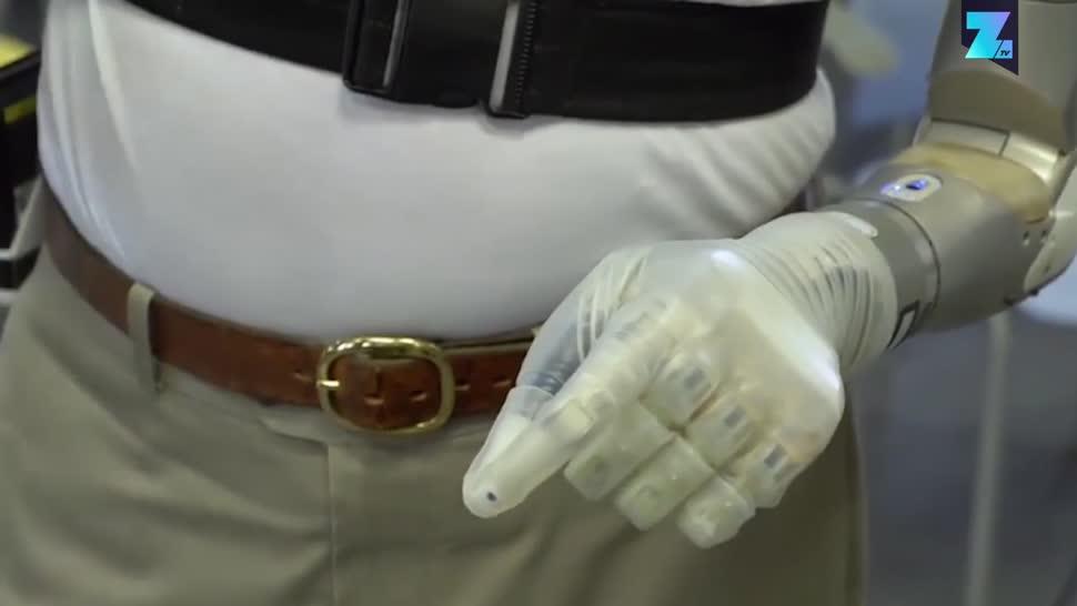 Forschung, Zoomin, Medizin, Prothese, Luke, Armprothese, Mobius Bionics LLC