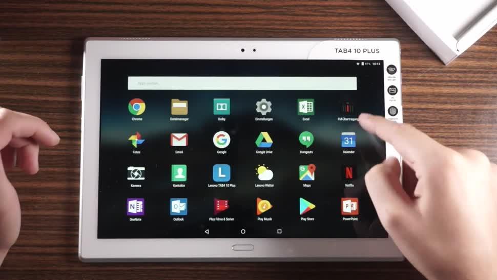 Android, Tablet, Lenovo, Andrzej Tokarski, Tabletblog, Unboxing, Lenovo Tab4 10 Plus, Tab4 10 Plus