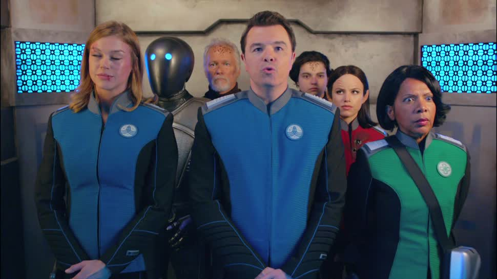 Trailer, Serie, Comic-Con, San Diego ComicCon, SDCC, SDCC 2017, Orville, The Orville