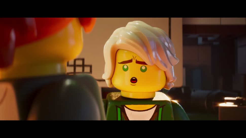 Trailer, Kinofilm, Warner Bros., Lego, Comic-Con, San Diego ComicCon, SDCC, SDCC 2017, LEGO Ninjago, The Lego Ninjago Movie, Lego Ninjago Movie