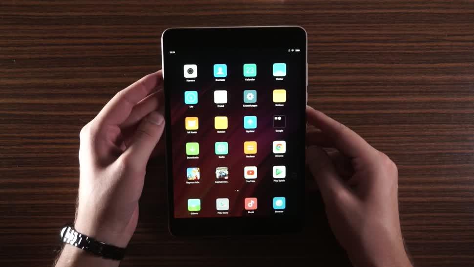 Android, Tablet, Xiaomi, Andrzej Tokarski, Tabletblog, Unboxing, Mi Pad, Xiaomi Mi Pad, Xiaomi Mi Pad 3, Mi Pad 3