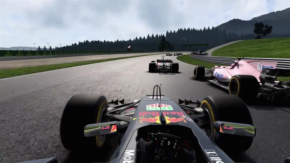 Trailer, Rennspiel, Codemasters, Formel 1, F1, F1 2017