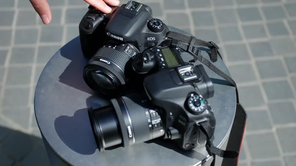 Kamera, ValueTech, Canon, Dslr, Vergleichstest, Canon EOS, EOS 80D, EOS 77D, Canon EOS 80D, Canon EOS 77D