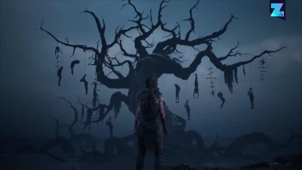 Zoomin, Videospiele, Computerspiele, Top 5, Hellblade, LawBreakers, Sonic Mania, StarCraft Remastered, Senua's Sacrifice, Nidhogg 2