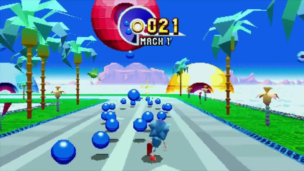 Trailer, SEGA, Sonic, Sonic Mania