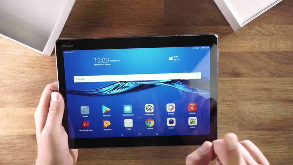 Android, Tablet, Andrzej Tokarski, Tabletblog, Unboxing, MediaPad, Huawei MediaPad M3, MediaPad M3, MediaPad M3 Lite, Huawei MediaPad M3 Lite