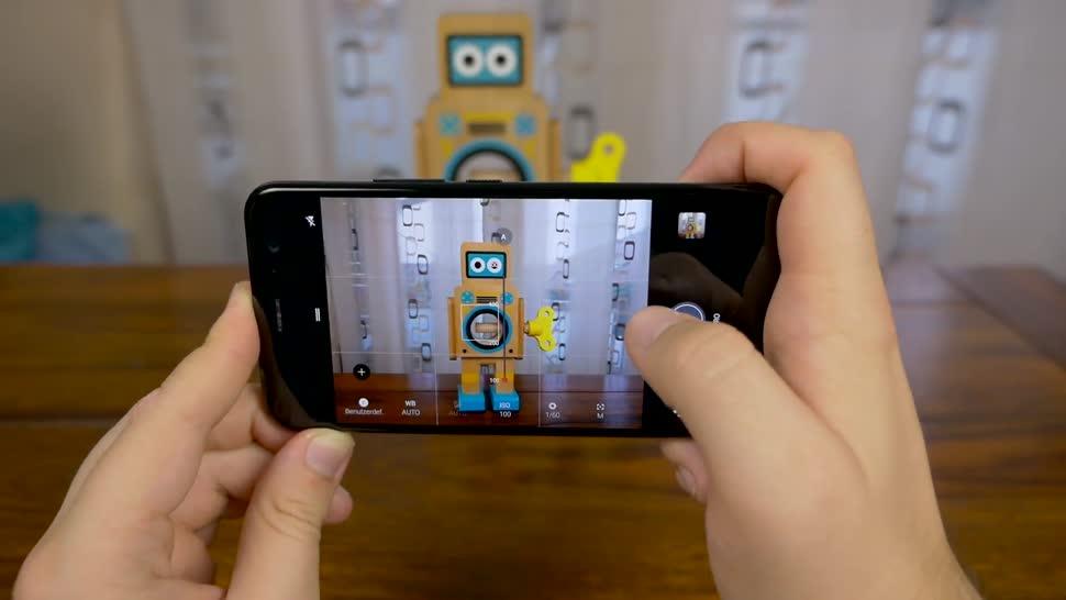 Smartphone, Android, Htc, Kamera, Daniil Matzkuhn, tblt, Tipps und Tricks, HTC U11, Kamera-App, U11