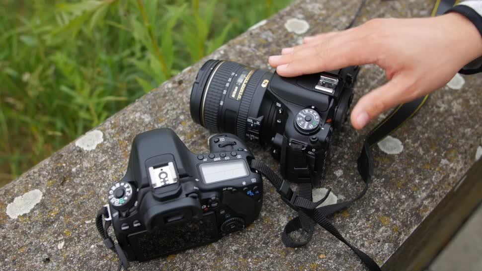 Kamera, ValueTech, Canon, Dslr, Nikon, D7500, EOS 80D