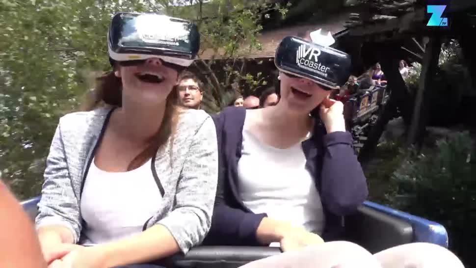 App, Zoomin, Virtual Reality, VR, Achterbahn, Freizeitpark, Europa-Park, Coastiality