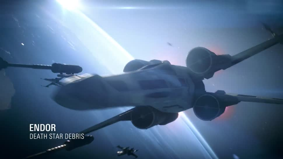 Trailer, Electronic Arts, Ego-Shooter, Ea, Gamescom, Star Wars, Dice, Gamescom 2017, Star Wars: Battlefront, Star Wars Battlefront, Battlefront, Battlefront 2